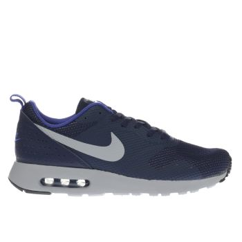 Nike Navy & Grey Air Max Tavas Trainers