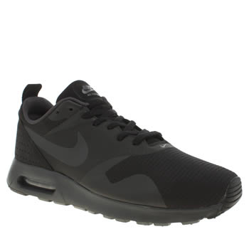 Nike Black Air Max Tavas Mens Trainers