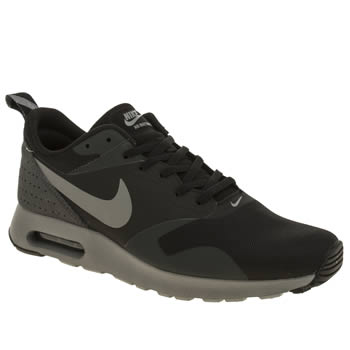 Nike Black & Grey Air Max Tavas Trainers