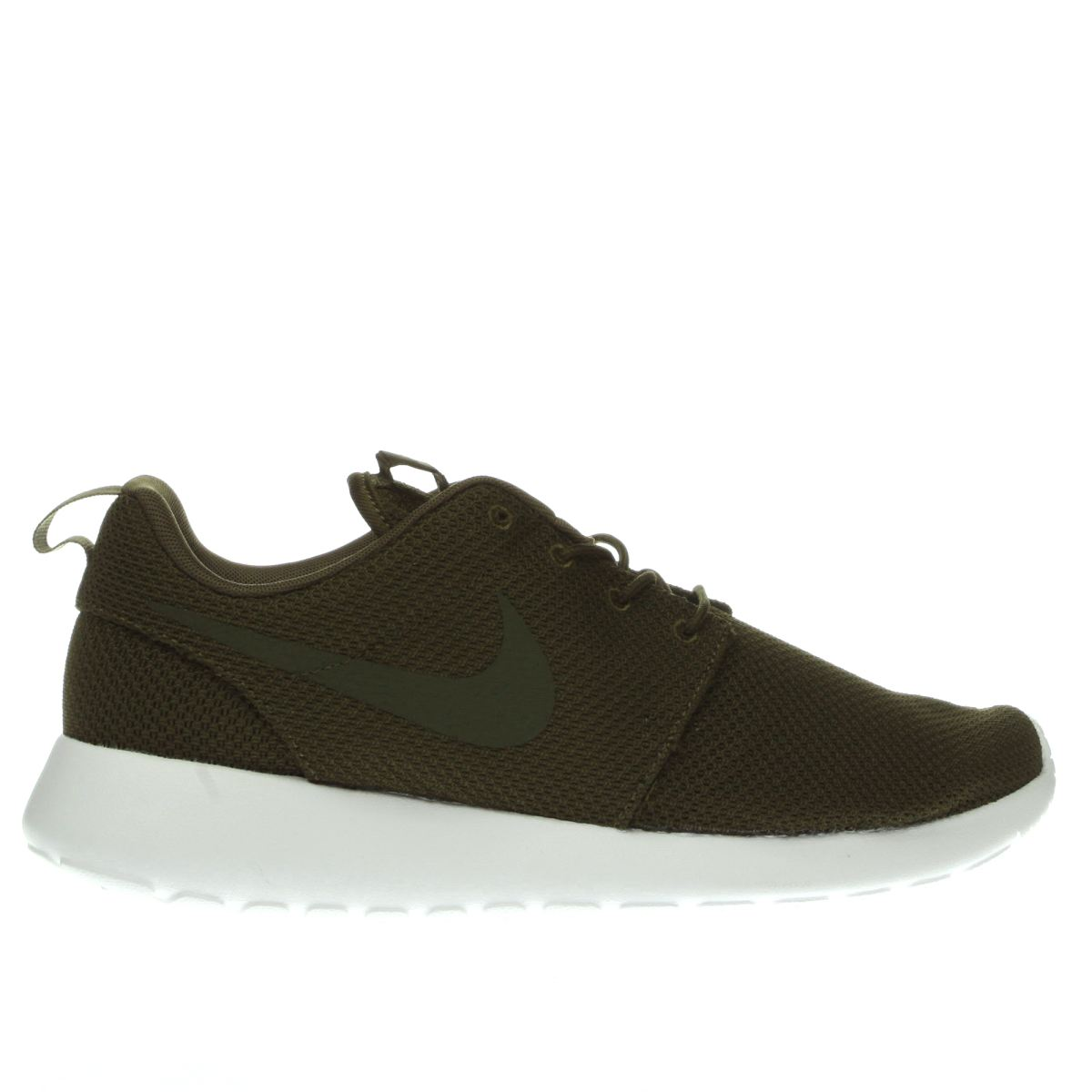 utzbx Mens Dark Green Nike Roshe One Trainers | schuh