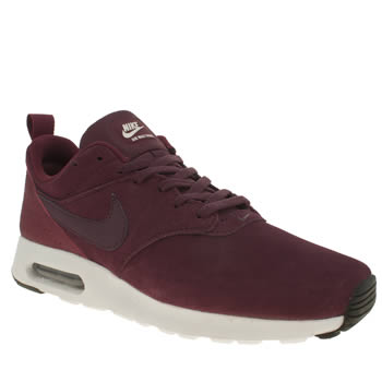 Nike Burgundy Air Max Tavas Se Trainers