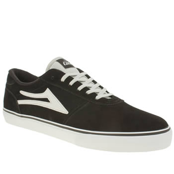 Lakai Black Manchester Mens Trainers