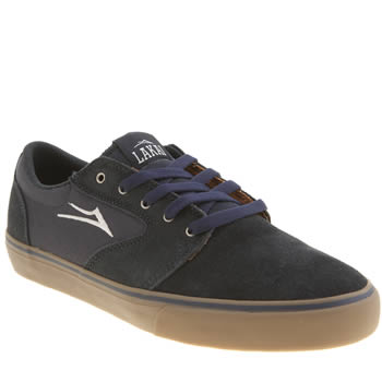 Mens Lakai Navy Fura Trainers
