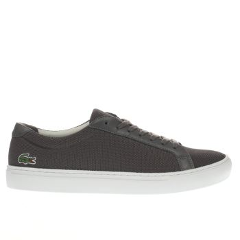 Lacoste Dark Grey L-12-12 Trainers