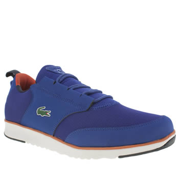 Lacoste Blue Light Trainers