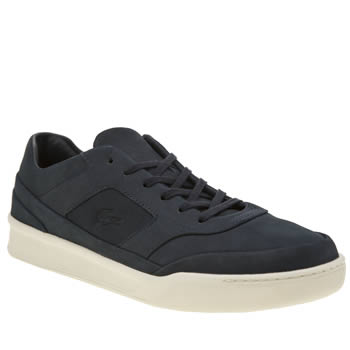 Lacoste Navy Explorateur Mens Trainers
