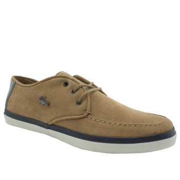 Lacoste Tan Sevrin 7 Trainers