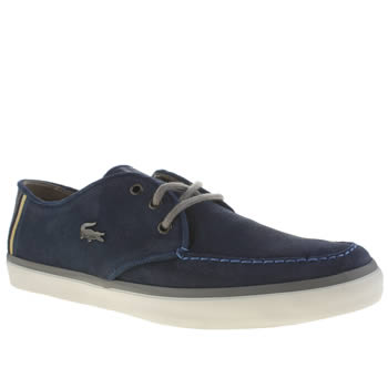 Lacoste Navy Sevrin 10 Trainers