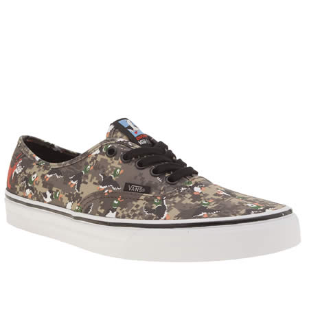 vans authentic nintendo duck hunt 1