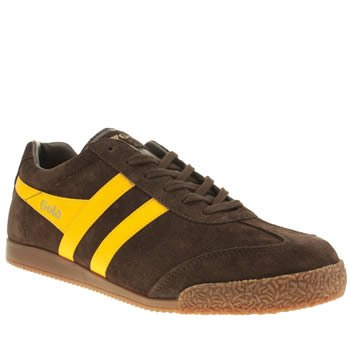 Gola Brown Harrier Trainers