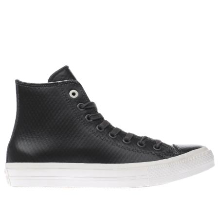 converse all star ii hi mesh leather 1