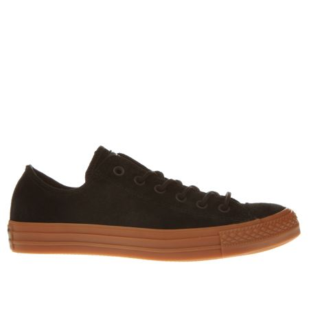 converse all star ox suede gum 1