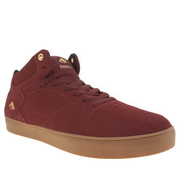 Emerica Burgundy Hsu 6 Trainers
