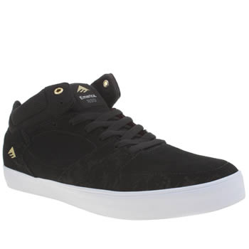 Emerica Black Hsu Trainers