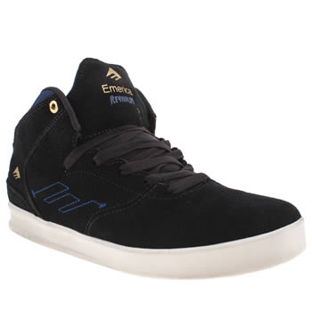 Mens Emerica Navy The Reynolds Trainers