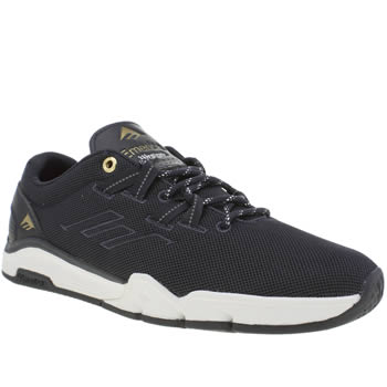 Mens Emerica Navy Westgate Cruiser Trainers
