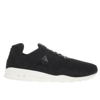 Le Coq Sportif Black Lcs R Pure Trainers