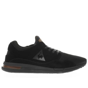 Le Coq Sportif Black Lcs R Pure Mens Trainers