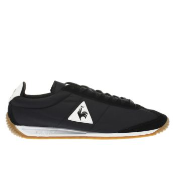 Le Coq Sportif Black Quartz Mens Trainers
