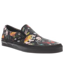Vans Multi Slip On Toy Story Sids Mutants Mens Trainers