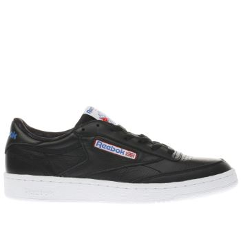 Reebok Black Club C 85 So Mens Trainers