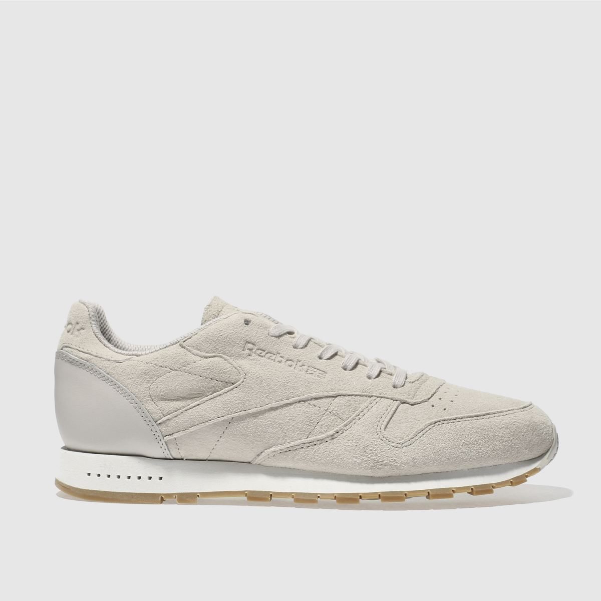 reebok stone classic leather sg trainers