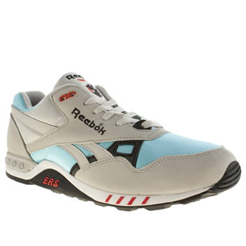 Reebok Light Grey Ers 2000 Trainers