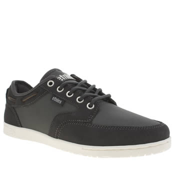 Mens Etnies Dark Grey Dory Trainers