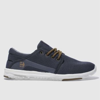 Etnies Navy Scout Mens Trainers