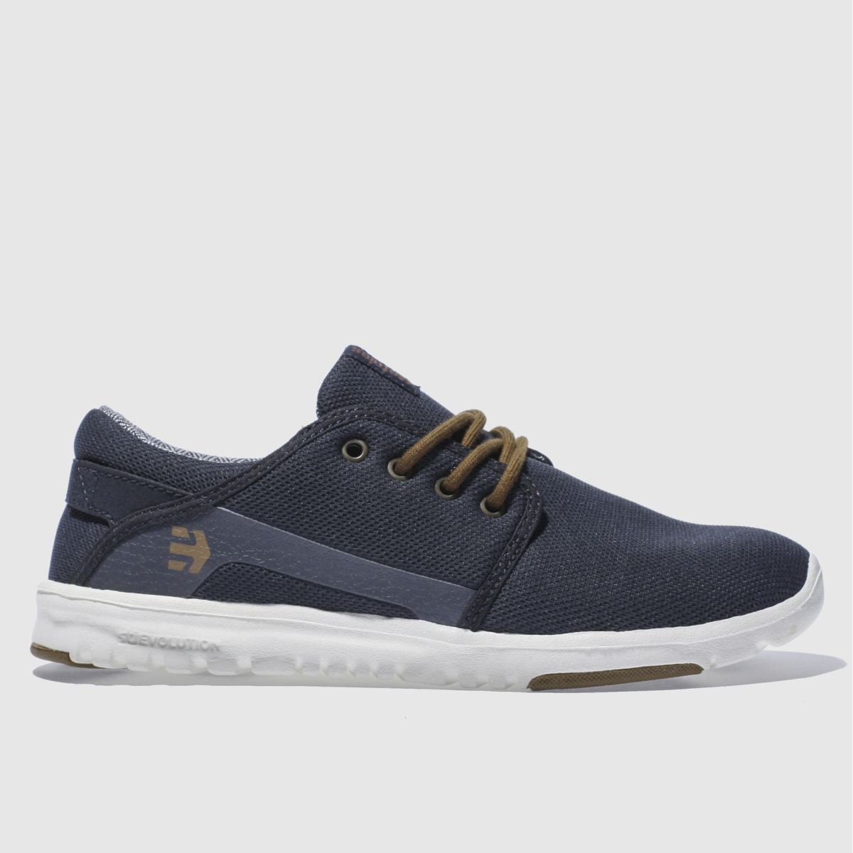 Etnies Navy Scout Trainers