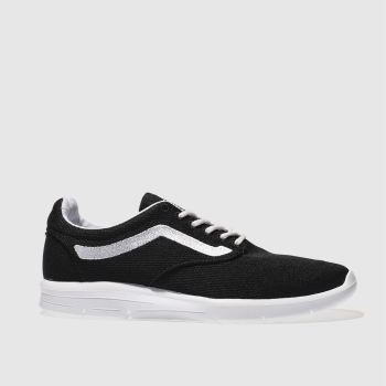 Vans Black Iso 1-5 Mens Trainers