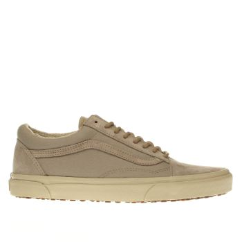 Vans Stone Old Skool Mte Mens Trainers