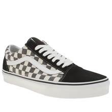 vans checkerboard old skool 1