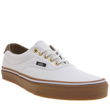 Vans White Era 59 Trainers
