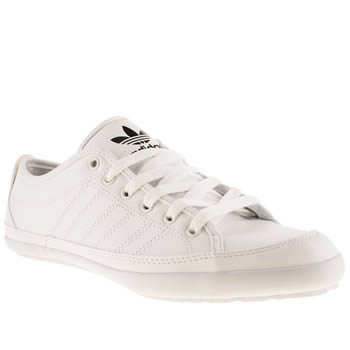 mens adidas white nizza lo remodel trainers