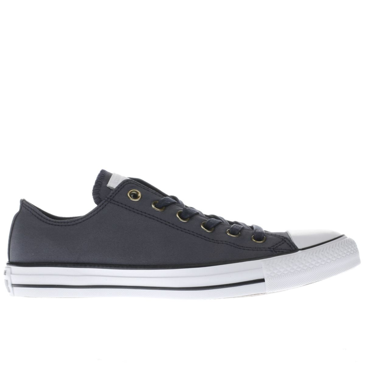 converse navy chuck taylor all star ox trainers