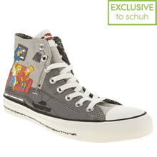 Multi Converse All Star Simpsons Couch Gag