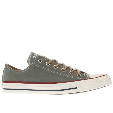 converse all star peach canvas ox 1