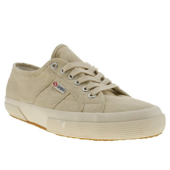Superga Beige 2750 Trainers