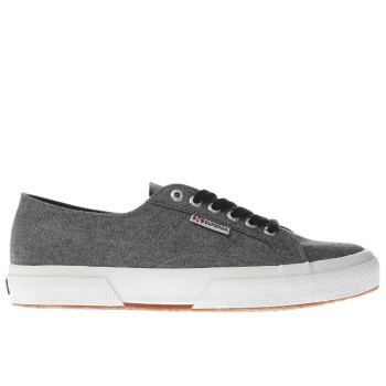 Superga Black 2750 Mens Trainers