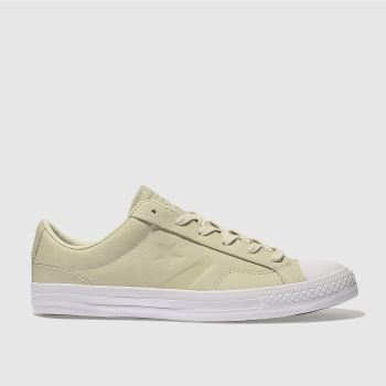 Converse Natural Star Player Ox Mens Trainers