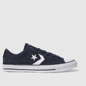 Converse Navy Star Player Mens Trainers