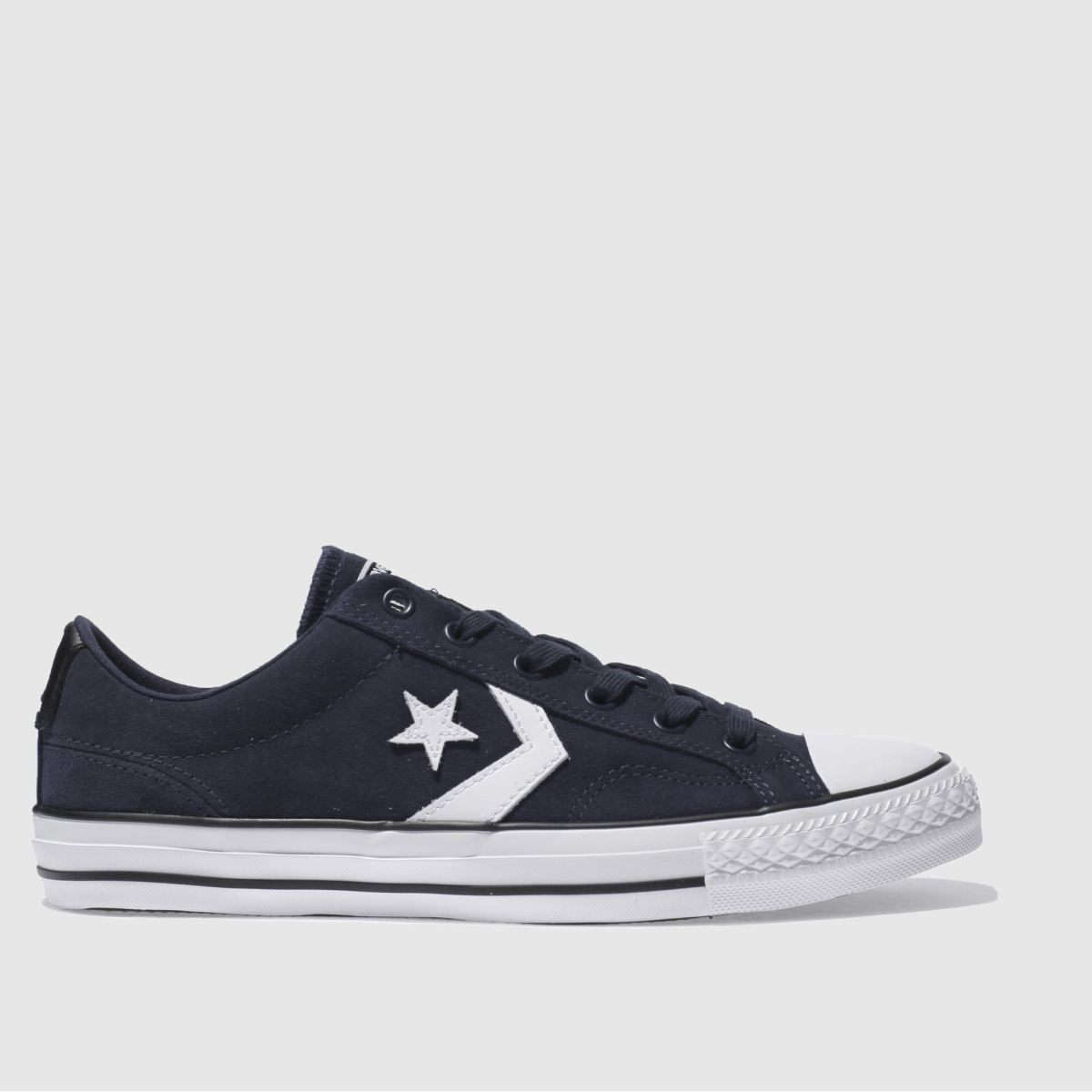 converse navy star player trainers