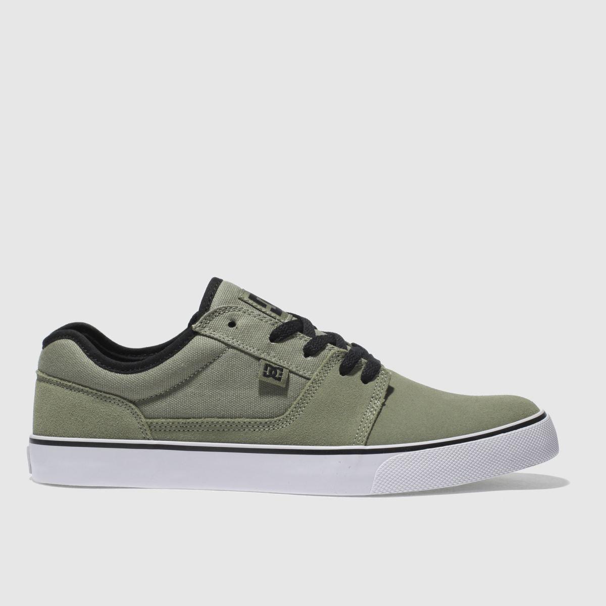 dc shoes Dc Shoes Khaki Tonik Trainers