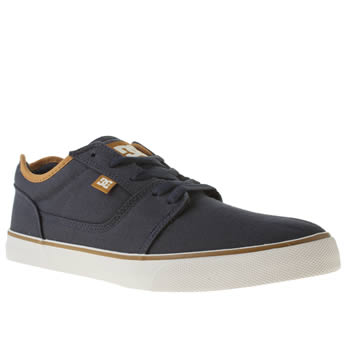 Mens Dc Shoes Navy Tonik Tx Trainers