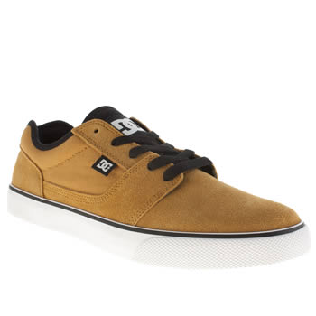 Dc Shoes Tan Tonik Trainers