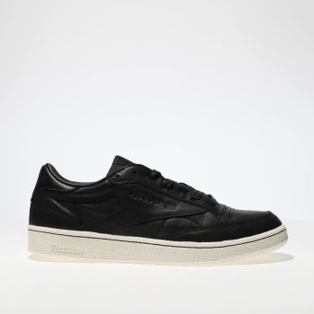 Reebok Black Club C 85 Np Mens Trainers