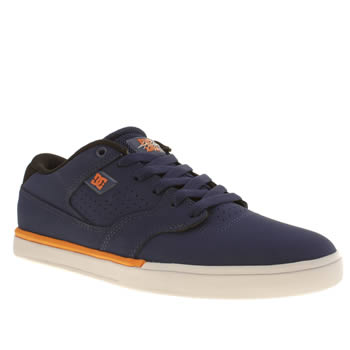 Dc Shoes Blue Cole Lite Trainers