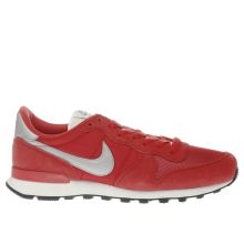 Nike Red Internationalist Mens Trainers