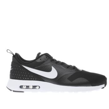 Nike Black & White Air Max Tavas Trainers